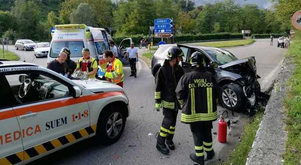La vettura su cui ha perso la vita la 72enne di Castelfranco