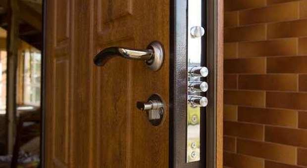 immagine Le porte blindate per una maggiore sicurezza