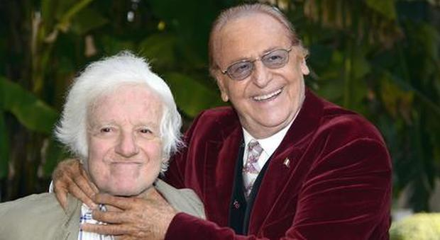 Morto Marenco, Renzo Arbore: «Un genio, il miglior umorista che abbia conosciuto»