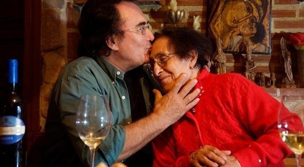 Lutto per Al Bano Carrisi, morta la mamma Jolanda a 96 anni (foto Il Quotidiano di Puglia)
