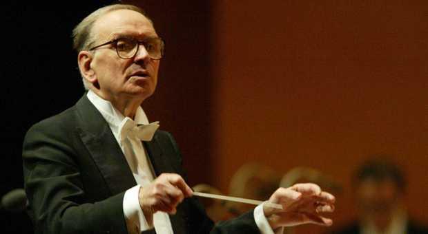 Il maestro Ennio Morricone