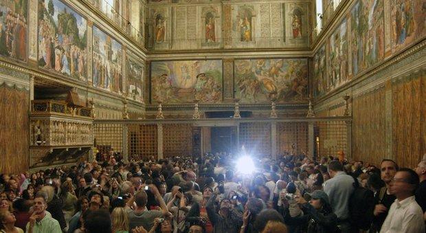 Museo Del Vaticano.Vaticano Esposto Del Codacons Ai Musei Troppa Folla Sicurezza A