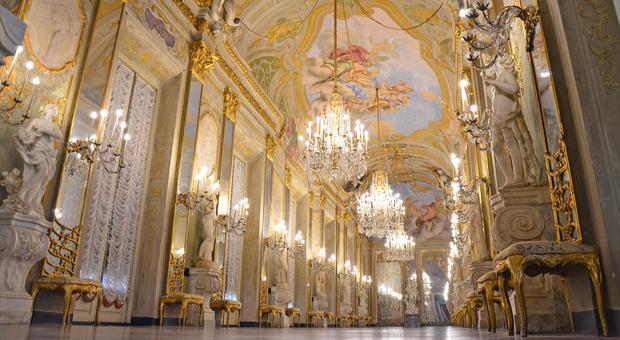 Genova, la città nobile svela i suoi tesori: aprono al pubblico i Palazzi dei Rolli