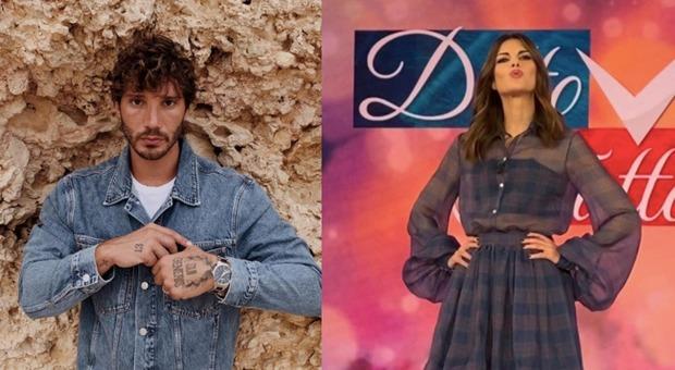 Bianca Guaccero e i ritocchini di Stefano De Martino: «Non ne aveva bisogno, tutti gli ex di Belen si somigliano»