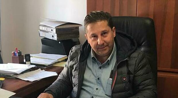 Leandro Grones, sindaco di Livinallongo