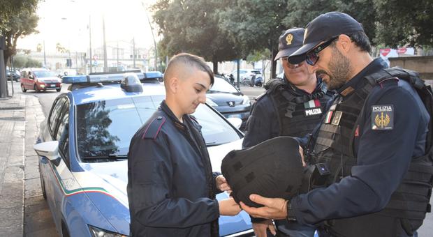 Tumore, Federico ha perso un occhio, ma guarisce e corona il suo sogno: è poliziotto per un giorno