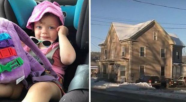 Esce di casa di notte e non sa rientrare: Sofia, 2 anni, muore congelata a -8
