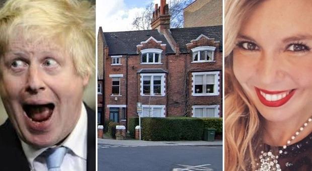 immagine Spese pazze per Boris e Carrie, nuova casa a Londra da un milione e mezzo di euro