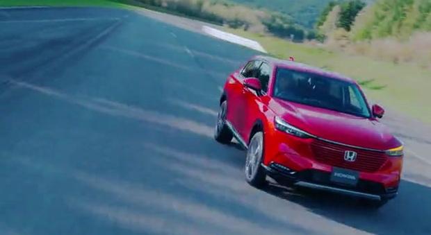 HR-V, il nuovo crossover Honda è solo ibrido