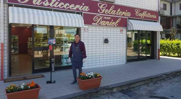Andrea Pitoni (foto Meloccaro)