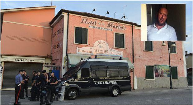 L'hotel Maxim's e il titolare, Sergio Enzini