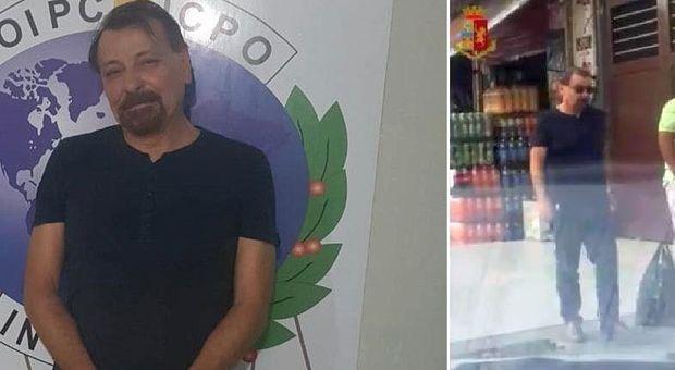 Cesare Battisti fermato dall'Interpol in Bolivia: camuffato con barba e baffi (dal sito Wikilao)