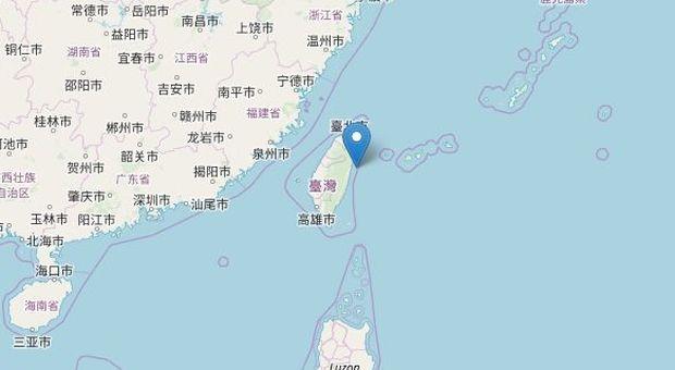 Terremoto, forte scossa di 6.3 a Taiwan: panico tra la popolazione, sentita a centinaia di chilometri