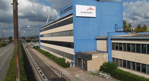 Lo stabilimento di ArcelorMittal
