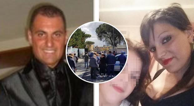 Uccisa a scuola dal marito, la figlia di Imma ancora non sa nulla: