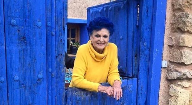 Morta Lucia Bosè, star del cinema italiano e madre di Miguel