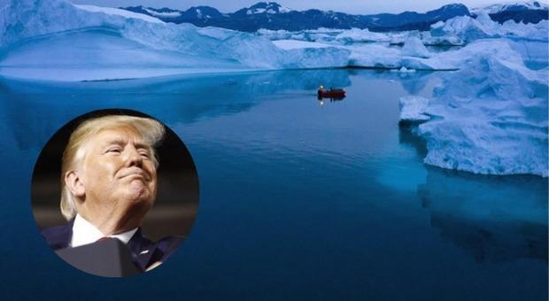 Usa, Trump vuole comprare la Groenlandia: «Pensate che funzionerebbe?»