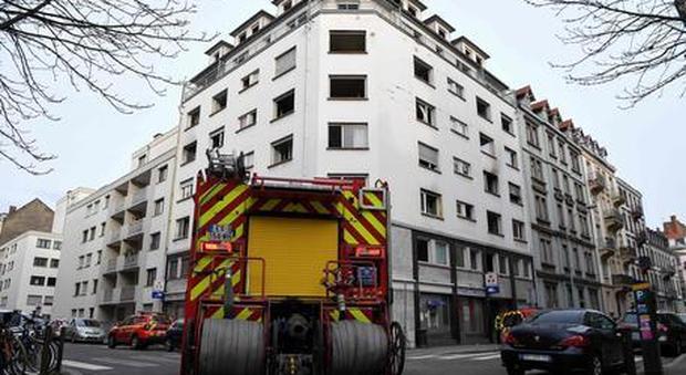 Incendio nella notte in un edificio di Strasburgo: 5 morti e 7 feriti