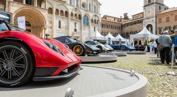 L'edizione scorsa di Modena Motor Valley