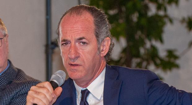 Luca Zaia: in Veneto emergenza passata, solo 10 casi in più e non gravi