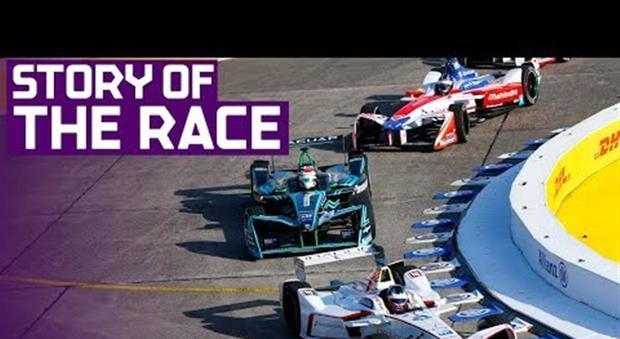 Formula E, gli highlights dell'E-Prix Berlino