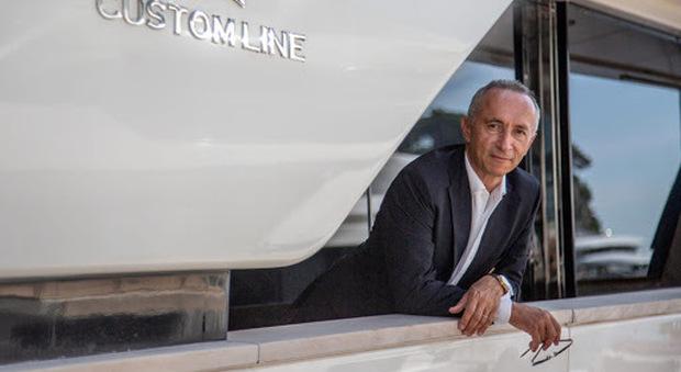 Alberto Galassi, ad del Ferretti Group