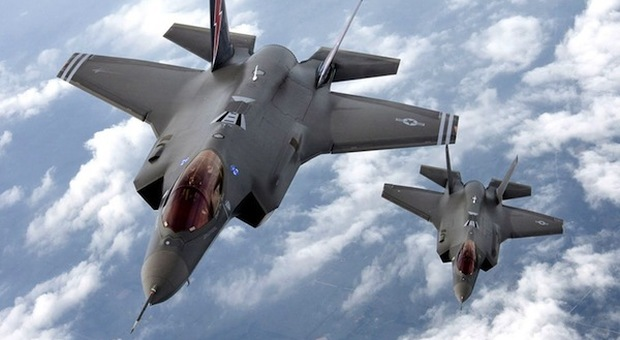 Attacco in Siria con F35: «Primi a usarli in guerra» Video