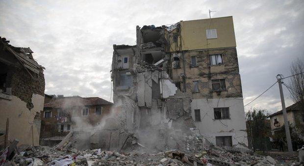 Terremoto in Albania, la terra trema ancora: 13 scosse registrate in poche ore stamani