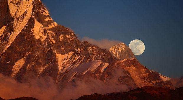 Nepal: punto panoramico di Poon Hill (foto di Andrea Benfenati)