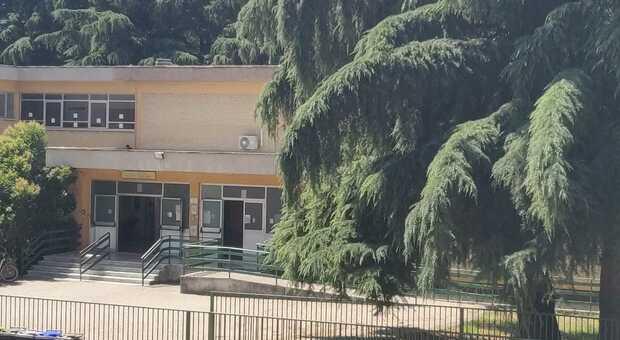 La scuola Canevari di Viterbo