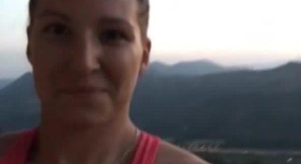 Kiara Fontanesi sospesa nel vuoto: la campionessa di motocross si prepara al Gp di Imola