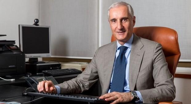Bruno Mattucci, ad di Nissan Italia