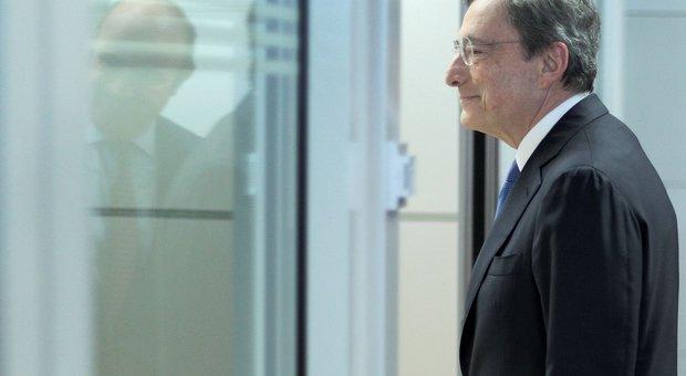 Bce conferma tassi ai minimi storici. Nella foto la sede dell'istituto a Francoforte
