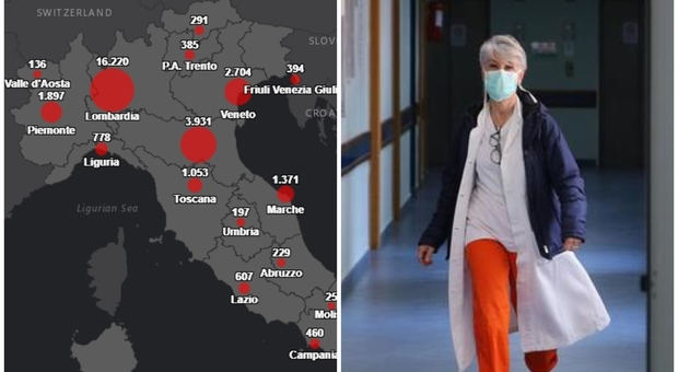 Coronavirus, al Cardarelli 249 operatori sanitari malati. Ricciardi: «Vigliacchi»