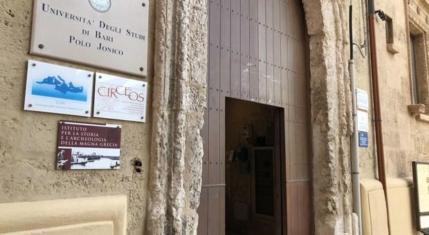 Medicina, conto alla rovescia per il ritorno a Taranto - Quotidiano di Puglia