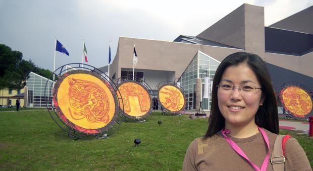 Il Teatro Giovanni da Udine che ospita il Far East Film Festival