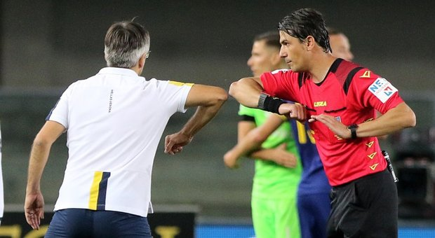 Arbitri: Manganiello per Inter-Brescia, il Milan a Mariani