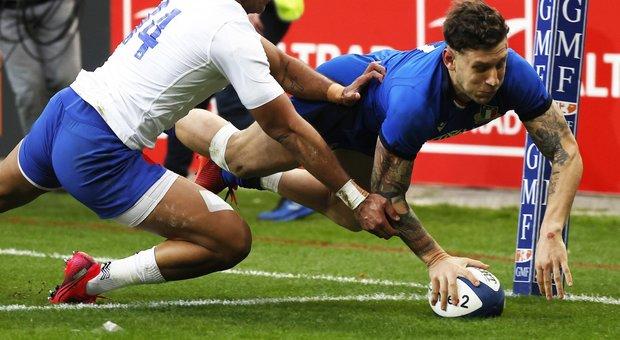 Rugby, l'Italia ci riprova: oggi sfida alla Francia sotto la bufera di Parigi