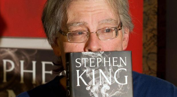 Stephen King premiato con il Pen Award nel giorno del suo nuovo libro