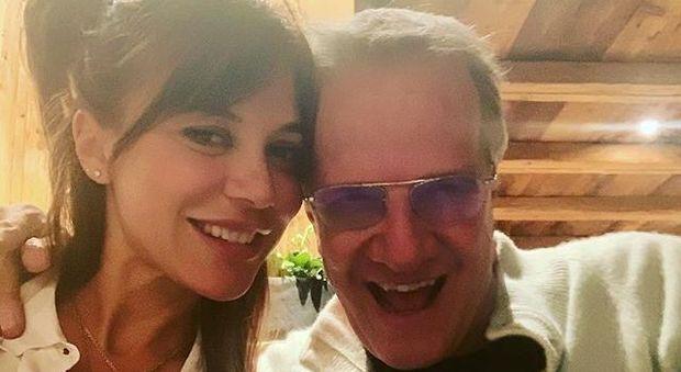 Christopher Lambert con la nuova fidanzata Camilla