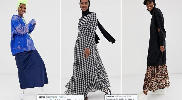 """Rivoluzione """"modest fashion"""" tra hijab e abaya: il velo islamico diventa un must"""