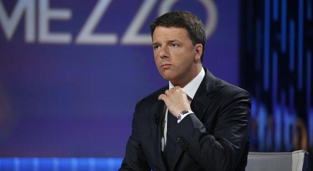 Renzi (laPresse)