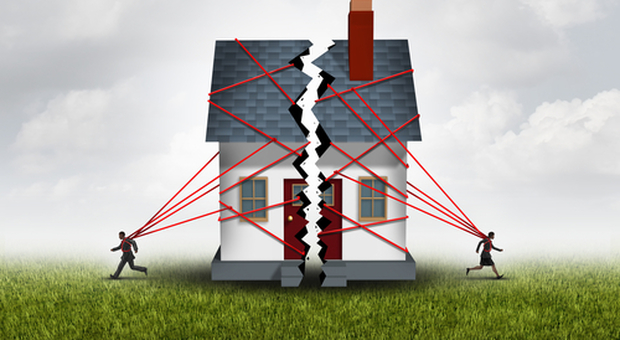 Frazionamento della casa: quali sono i costi, il procedimento e i bonus previsti