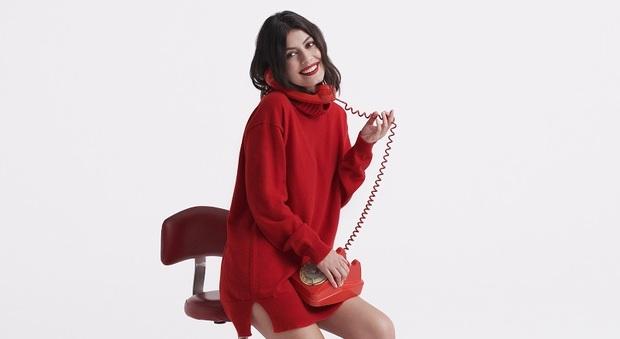 Alessandra Mastronardi dalla tv alla moda, è la nuova web ambassador del brand Falconeri