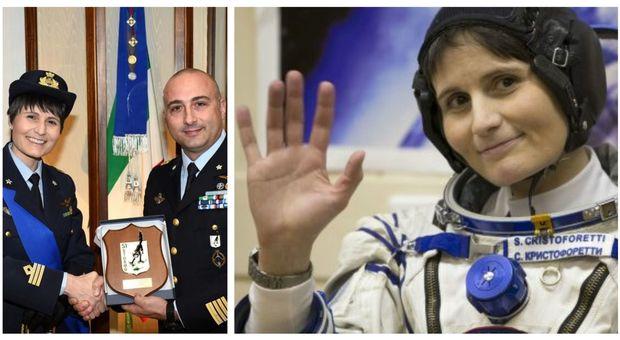 Cristoforetti e la rottura con l'Aeronautica militare: «Divergenze con i vertici». Il testo completo del tweet dell'astronauta