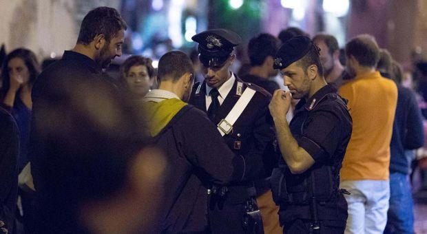 Movida selvaggia, blitz a Trastevere: arresti e denunce