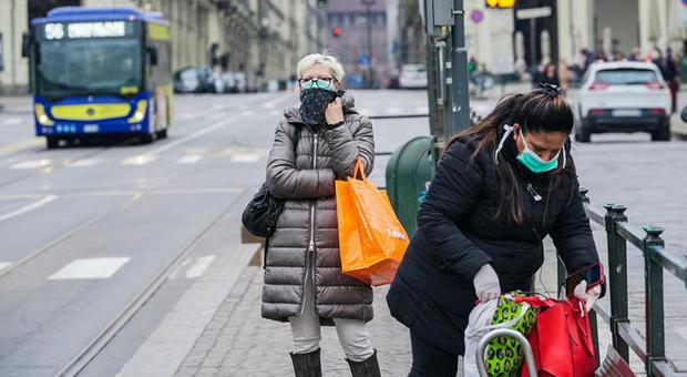 Coronavirus Piemonte, 10 nuovi morti: i contagiati sono arrivati a 2.341