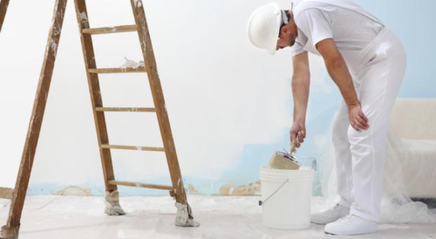I consigli giusti per tinteggiare casa
