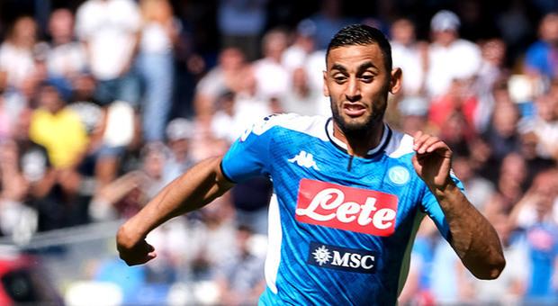 Faouzi Ghoulam non è più tornato lo stesso dopo l'operazione dell'anno scorso al ginocchio destro. E ora non gioca più