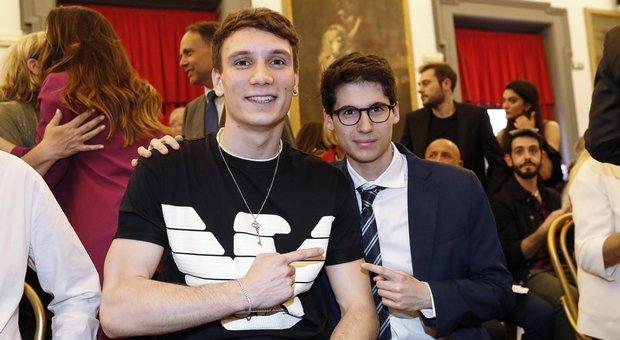 Manuel Bortuzzo: «Tra dieci anni sarò in piedi ma spero prima»
